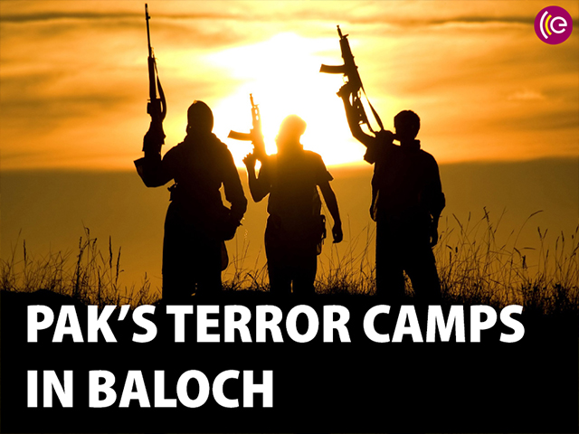 Pak's Terror Camps in BalochPak's Terror Camps in Baloch | Fantasy Podcasts India